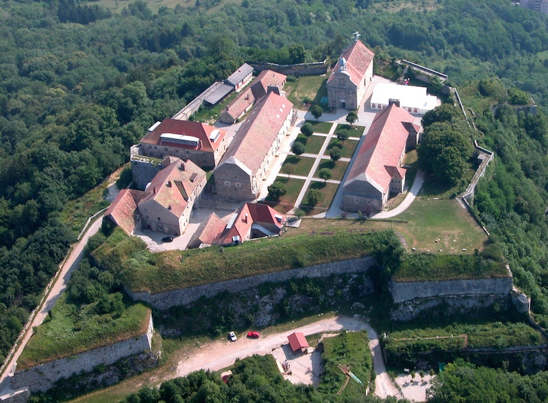 Fort St André, Village Vauban