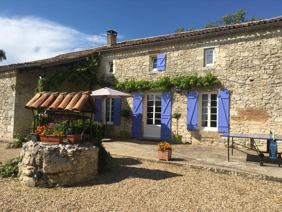 Gîte Les Maillets Pour 15 Personnes Aquitaine Gironde