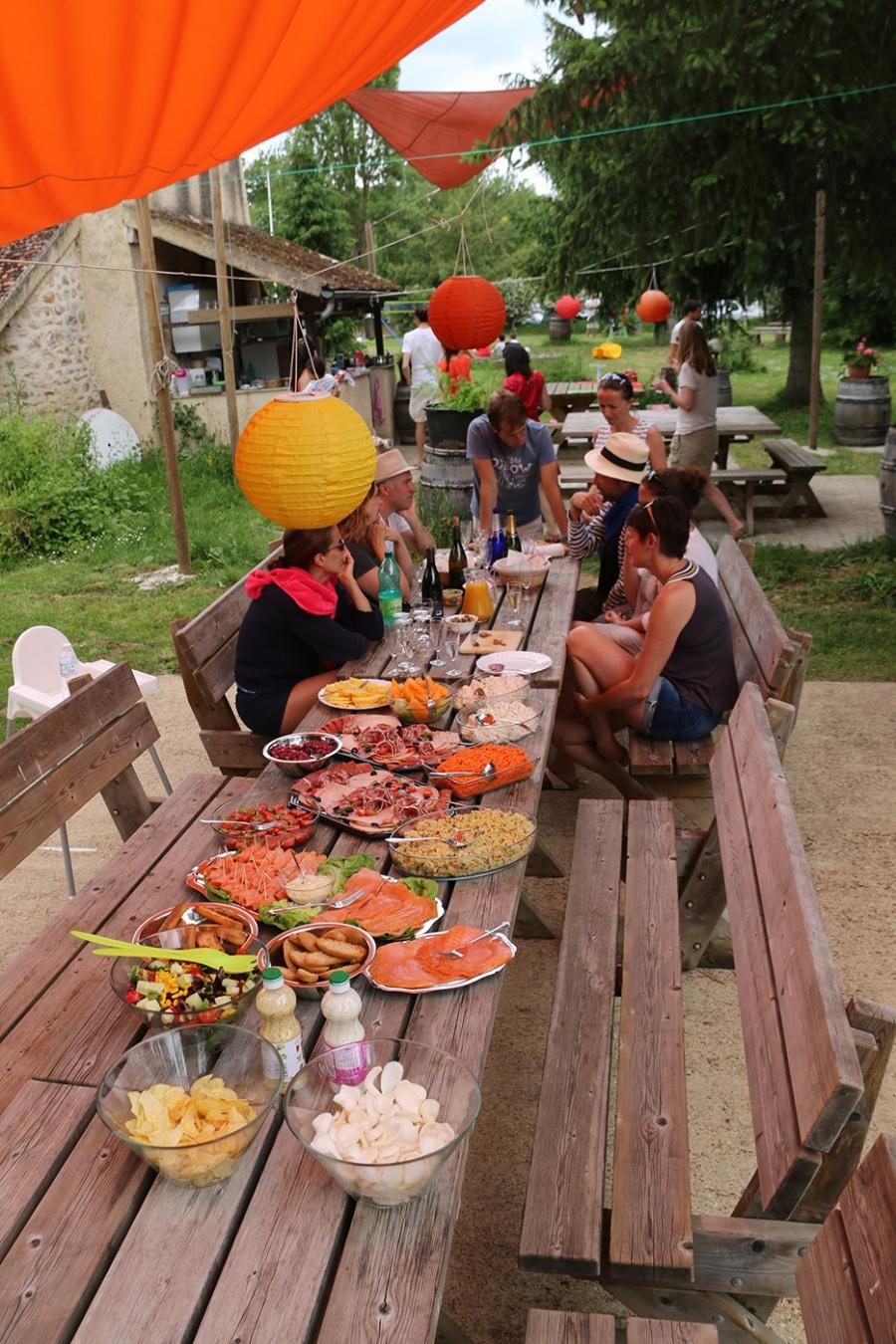 Village vacance la bonne vie bourgogne sa ne et loire saint maurice les couches giga - Saint maurice les couches ...