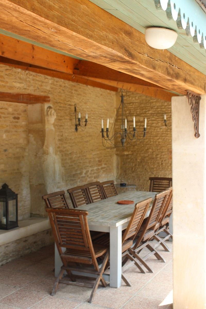 Beau manoir de caract re 5 chambres 10 12 pers basse - Chambre des notaires de basse normandie ...