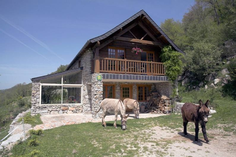 location chalet 8 personnes pyrenees