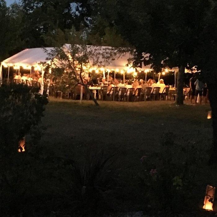 Gites 20 80 personnes gite de groupe aquitaine gite de for Equipement de jardin