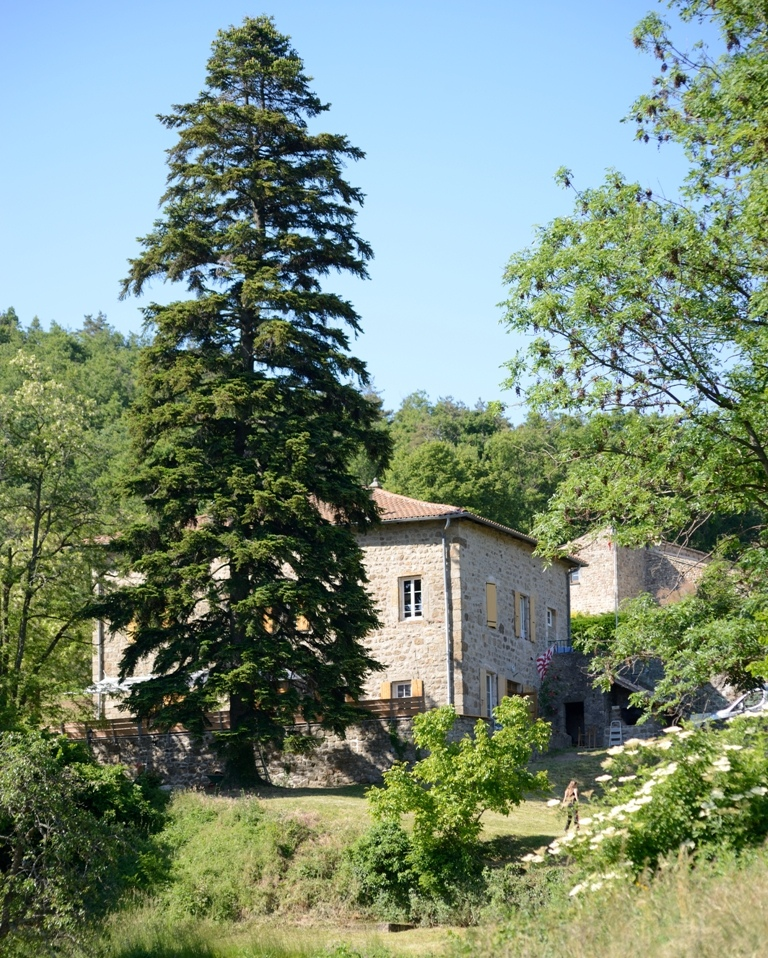 Gite de groupe : Maison de Collans