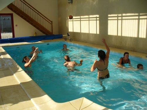 grand gite avec piscine et restauration sur place gite